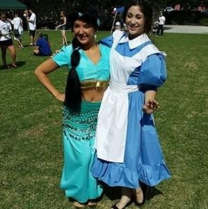 Belle/Alice in Wonderland Adult Costume Handmade